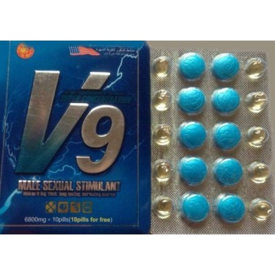 What is V9 Male Sexual Stimulant?