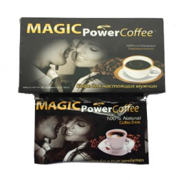 Magic Power Coffee